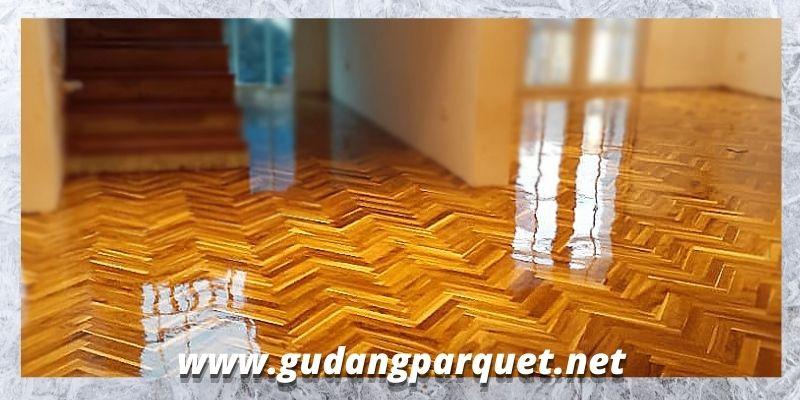 pengetrian flooring