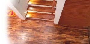 manfaat lantai kayu solid