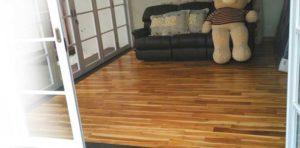 jual lantai kayu solid di Lampung