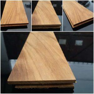lantai kayu asli