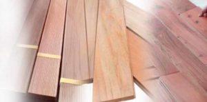 panjang lantai kayu