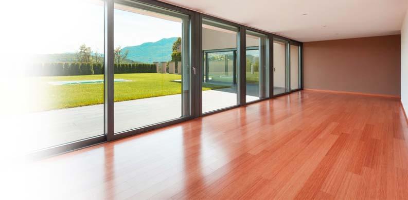 fungsi lantai kayu solid