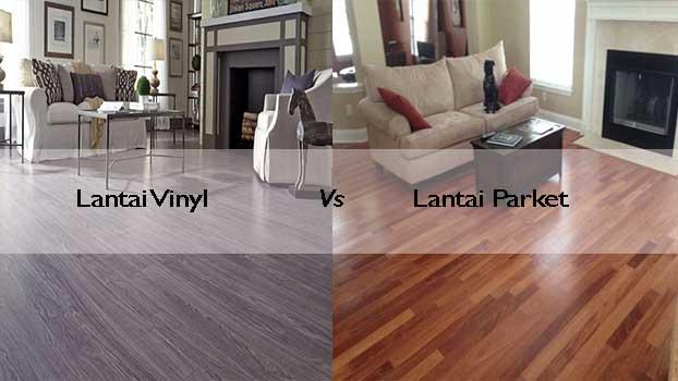vinyl vs parket