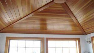 plafon kayu lambersering