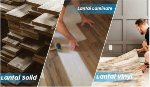 memilih lantai kayu