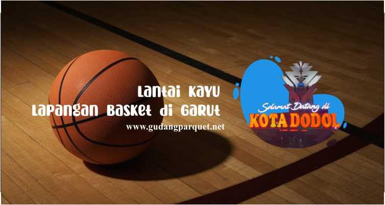 lapangan basket garut