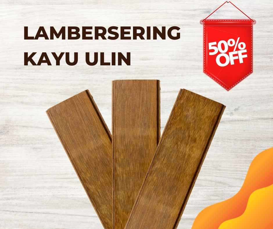 harga promo plafon kayu