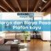 Harga Plafon Kayu/PVC Dan Biaya Pasang Hunian